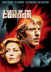 Rent Three Days of the Condor on DVD