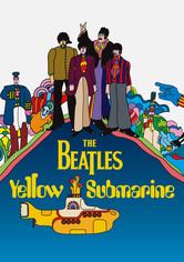 Rent Yellow Submarine on DVD