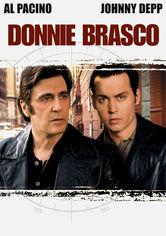 Rent Donnie Brasco on DVD