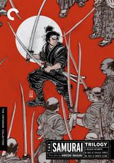 Rent Samurai Trilogy 1: Musashi Miyamoto on DVD