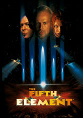 Rent The Fifth Element on DVD