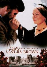 Rent Mrs. Brown on DVD