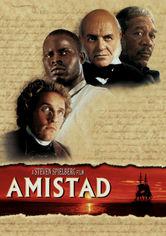 Rent Amistad on DVD