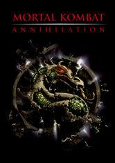 Rent Mortal Kombat: Annihilation on DVD