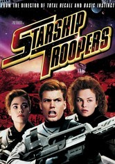 Rent Starship Troopers on DVD