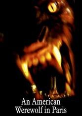 Rent An American Werewolf in Paris on DVD