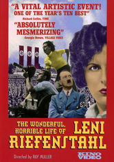 Rent Wonderful/ Horrible Life: Leni Riefenstahl on DVD