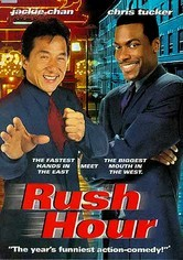Rent Rush Hour on DVD
