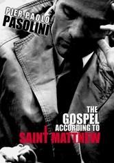 Rent The Gospel According to St. Matthew on DVD