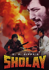 Rent Sholay on DVD