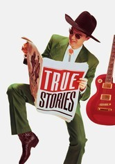 Rent True Stories on DVD