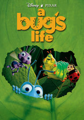 Rent A Bug's Life on DVD