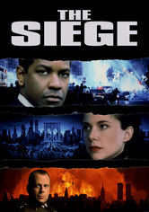 Rent The Siege on DVD