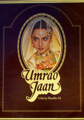 Rent Umrao Jaan on DVD