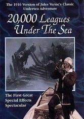 Rent 20,000 Leagues Under the Sea on DVD
