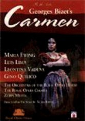 Rent Georges Bizet's Carmen: Covent Garden on DVD