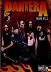 Rent Pantera: 3 Vulgar Videos From Hell on DVD