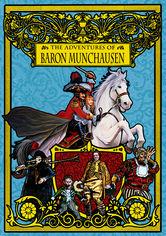 Rent The Adventures of Baron Munchausen on DVD