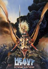 Rent Heavy Metal on DVD