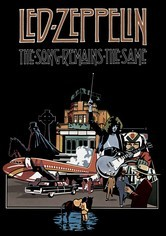 Rent Led Zeppelin: The Song Remains the Same on DVD