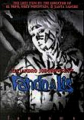 Rent Fando & Lis / Constellation Jodorowsky on DVD