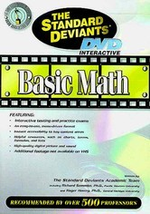 Rent Basic Math: The Standard Deviants on DVD