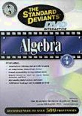 Rent Algebra: Vol. 1: The Standard Deviants on DVD