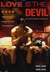 Rent Love Is the Devil on DVD