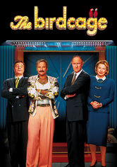 Rent The Birdcage on DVD