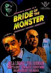 Rent Bride of the Monster on DVD