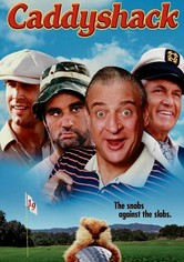 Rent Caddyshack on DVD