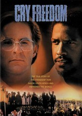 Rent Cry Freedom on DVD