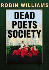 Rent Dead Poets Society on DVD