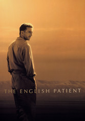Rent The English Patient on DVD