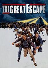 Rent The Great Escape on DVD