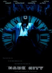 Rent Dark City on DVD