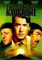 Rent The Guns of Navarone on DVD