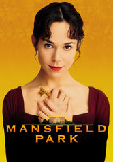 Rent Mansfield Park on DVD