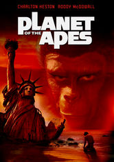 Rent Planet of the Apes on DVD