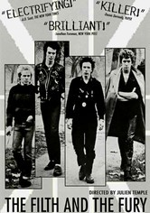 Rent The Filth and the Fury: A Sex Pistols Film on DVD
