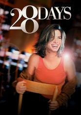 Rent 28 Days on DVD