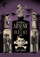 Rent Arsenic and Old Lace on DVD
