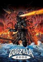 Rent Godzilla 2000: Millennium on DVD