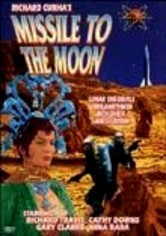 Rent Missile to the Moon on DVD