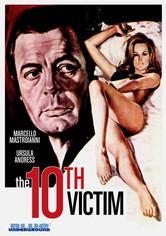 Rent 10th Victim on DVD