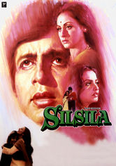 Rent Silsila on DVD