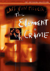 Rent The Element of Crime on DVD