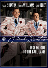 Rent Take Me Out to the Ball Game on DVD