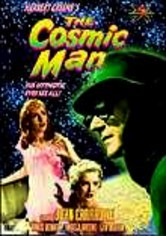 Rent The Cosmic Man on DVD