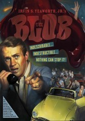 Rent The Blob on DVD